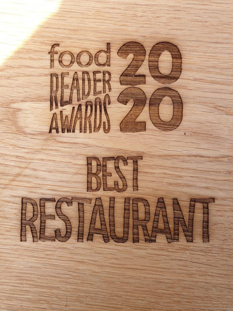Best Restaurant in the South West