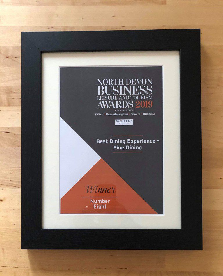 2019 North Devon business, leisure and tourism awards