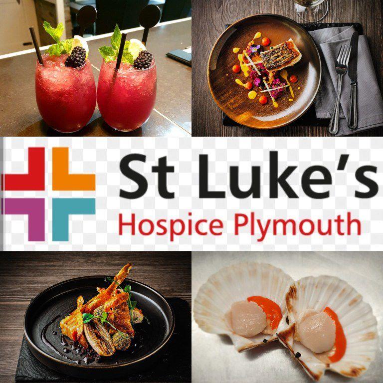 St Luke's Hospice charity dinner